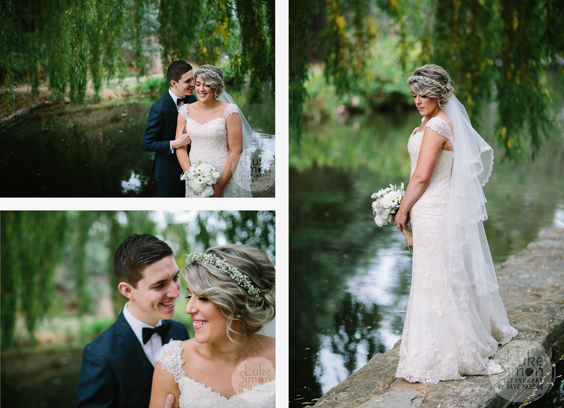 glen ewin estate wedding